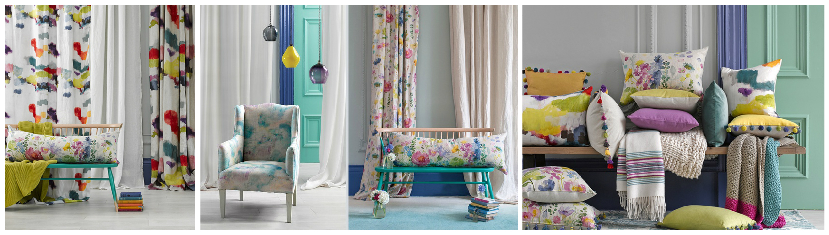 Fabrics To Brighten Your Day And Your Home Next Home